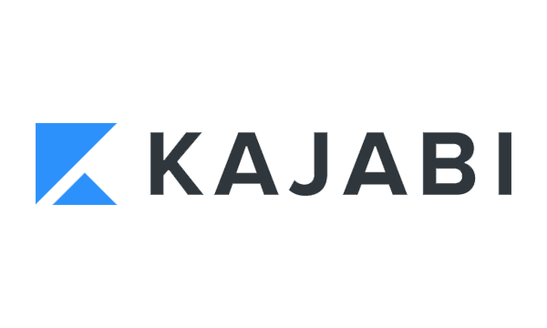 Kajabi logo transparent