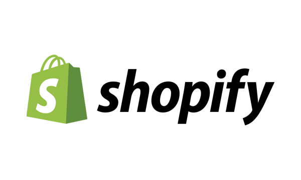 shopify logo transparent